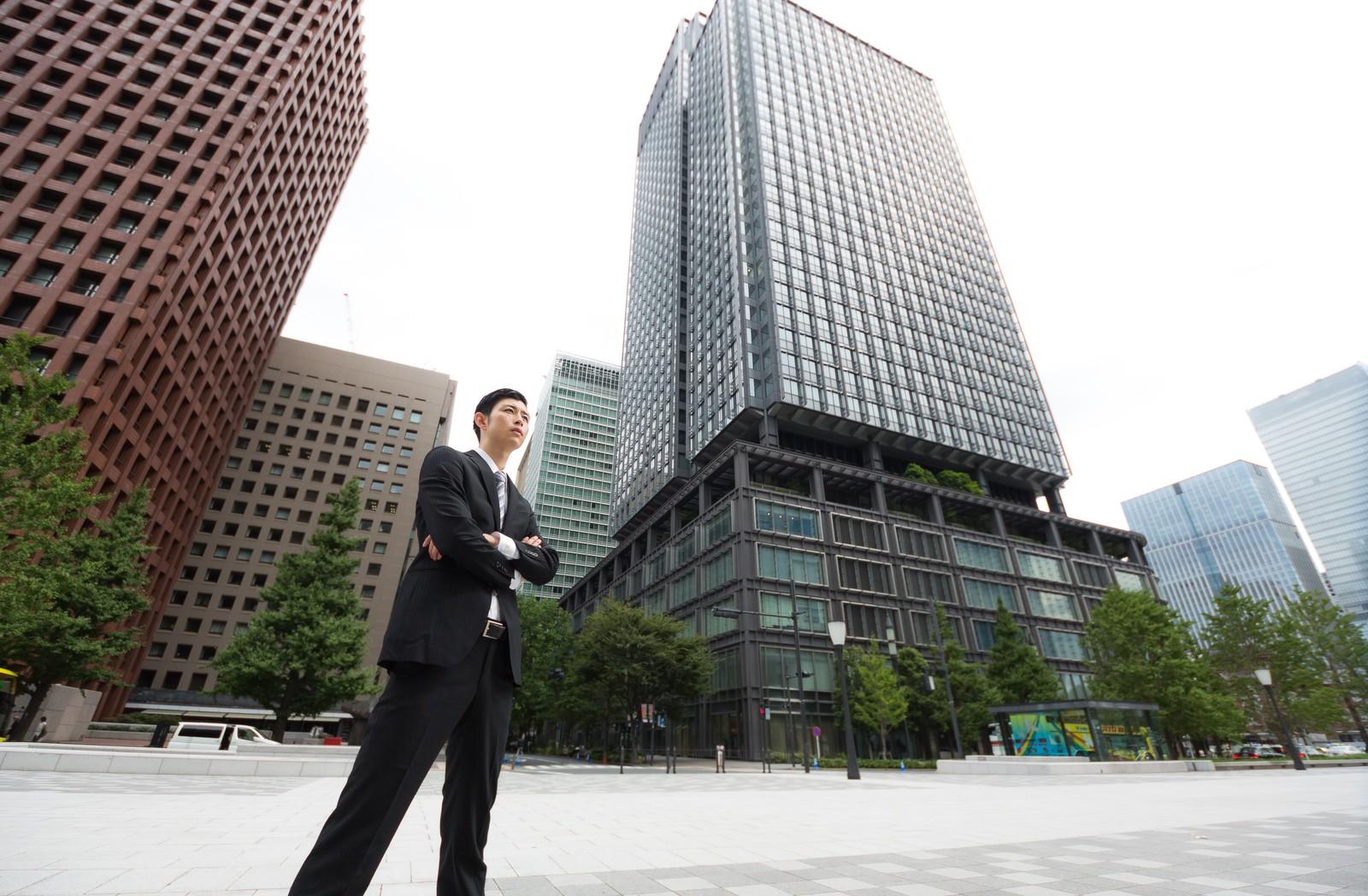 年代別の大企業への転職状況