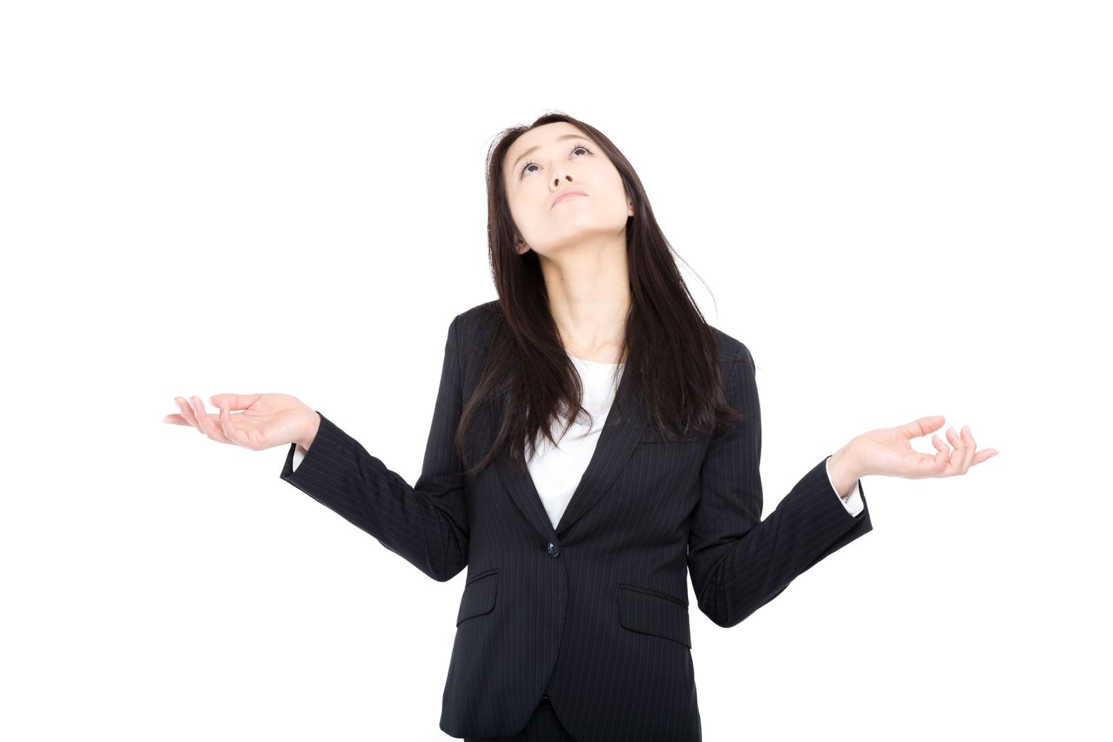女性が転職に失敗してしまった事例